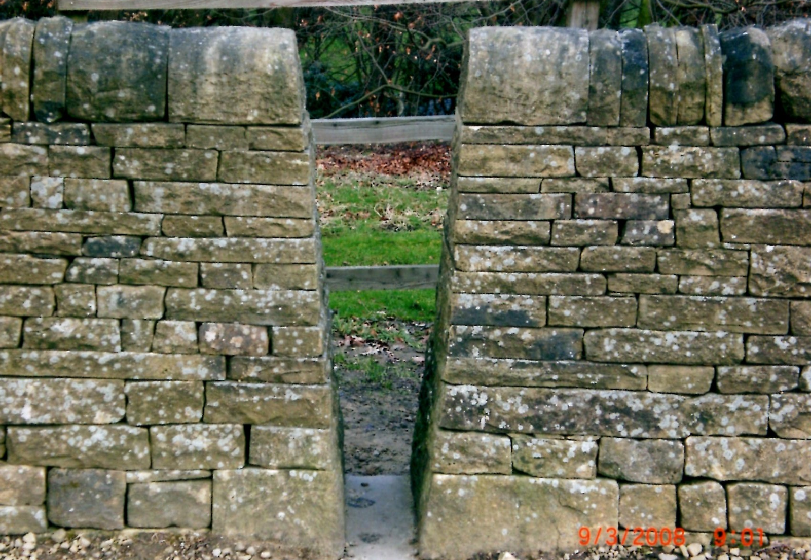 Features 171 Drystone Wallers